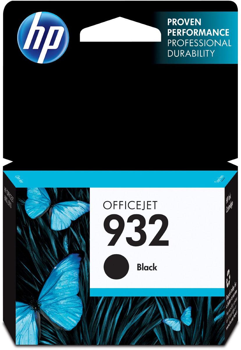 Картридж HP 932 (CN057AE), черный цены