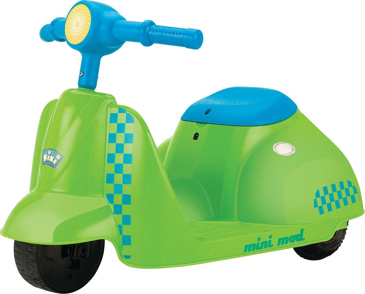"""Электросамокат детский Razor """"Mini Mod"""", цвет: зеленый, голубой"""
