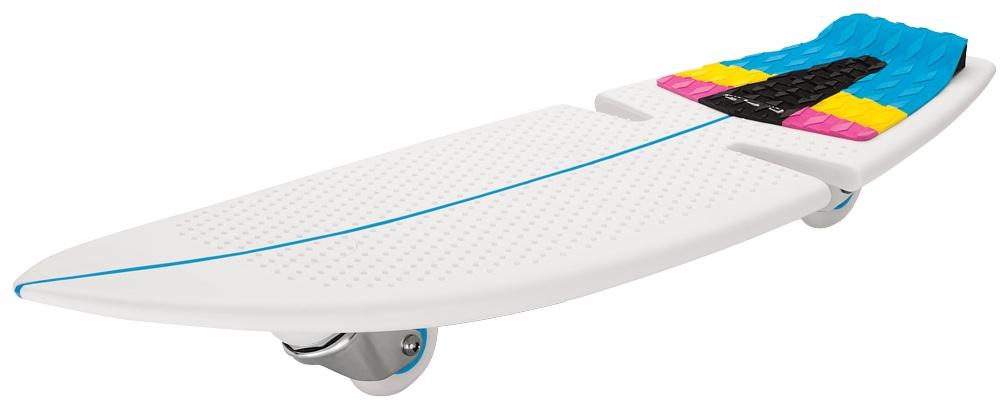 "Роллерсерф Razor ""RipSurf"", цвет: белый, синий, розовый, длина деки 82 см"