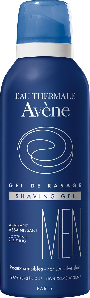 Avene Men Гель для бритья, 150 мл цены онлайн