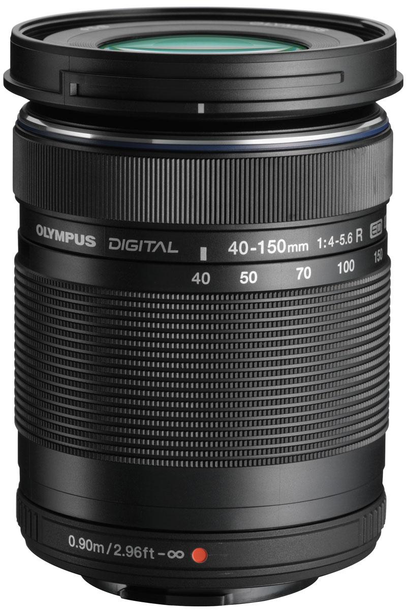 Olympus M.Zuiko Digital ED 40-150mm 1:4.0-5.6 R, Black объектив