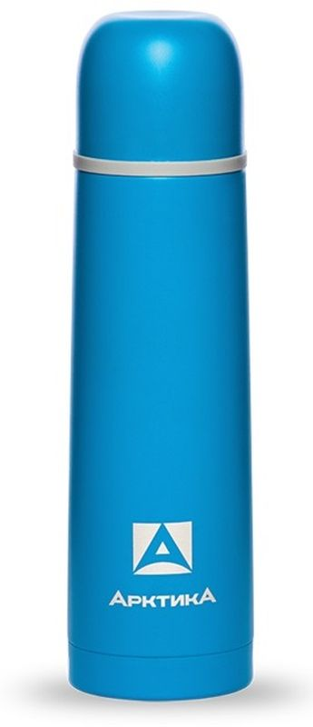 """Термос """"Арктика"""", с узким горлом, цвет: синий, 500 мл"""