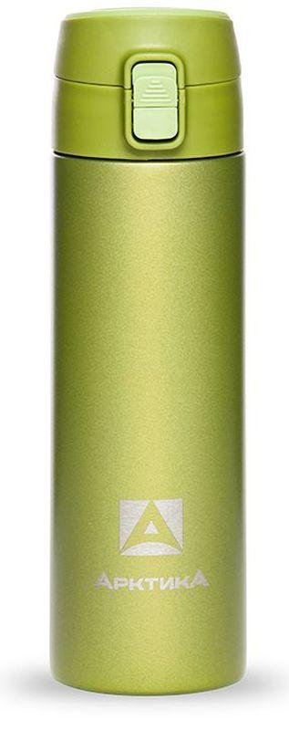 Термос-сититерм Арктика, вакуумный, цвет: зеленый, 500 мл термос сититерм арктика вакуумный цвет оранжевый 350 мл