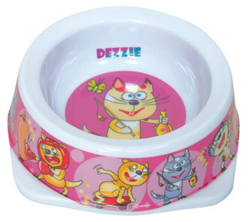 """Миска для кошек Dezzie """"Рыбак"""", 150 мл"""