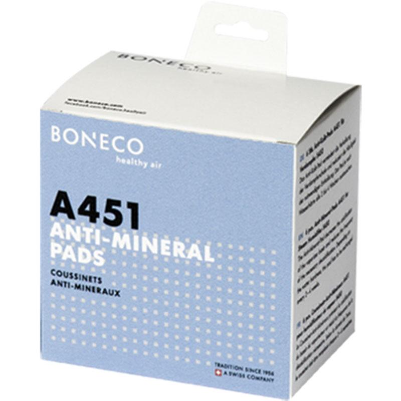 лучшая цена Boneco A451 Calc Pad Boneco AOS противоизвестковый диск для увлажнителя воздуха S450, 6 шт