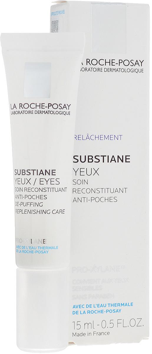 La Roche-Posay Восстанавливающее средство для контура глаз для зрелой кожи Substiane [+] 15 мл либридерм для зрелой кожи