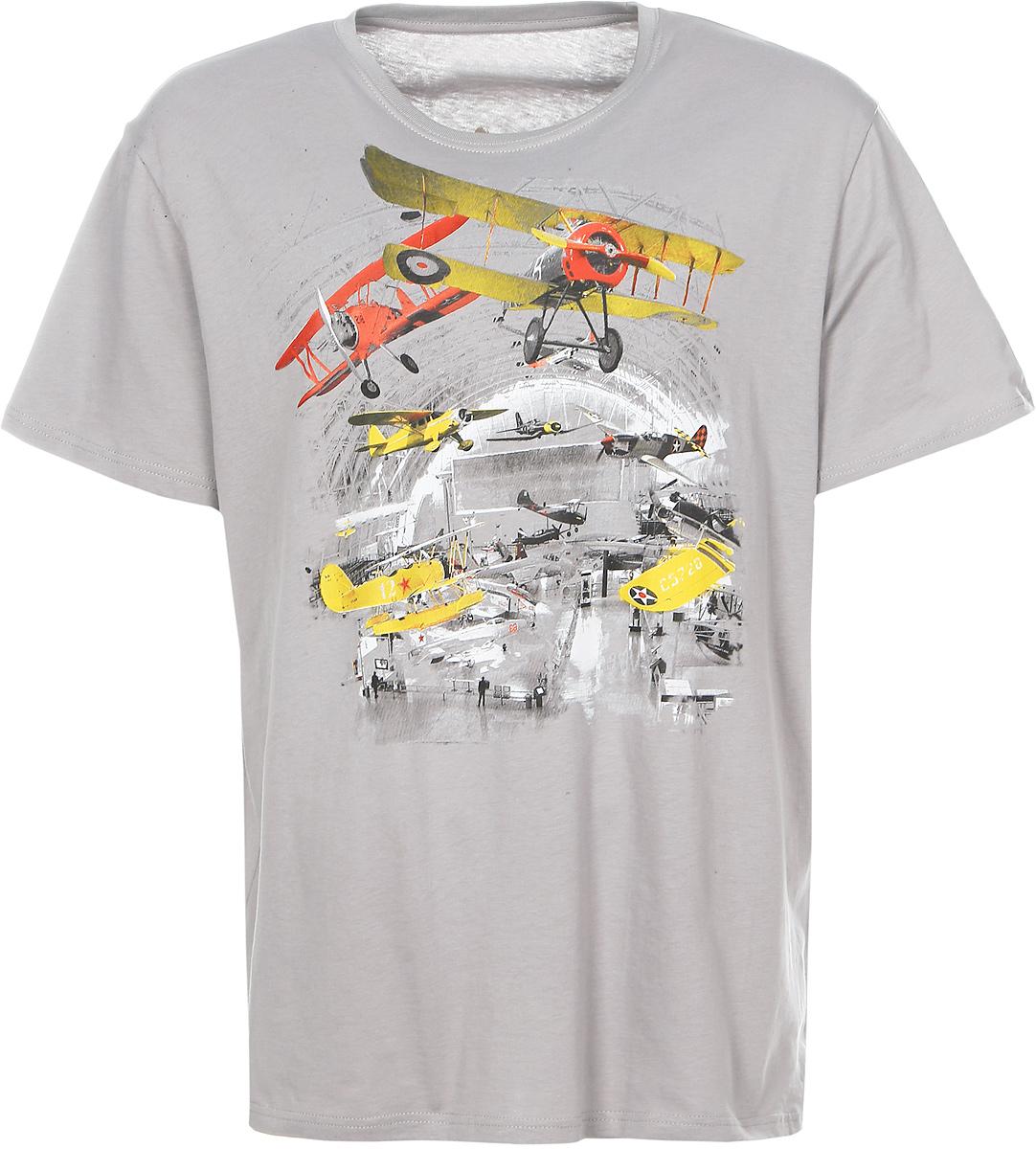 Футболка Todomoda Todomoda Ангар футболка мужская todomoda фрегат цвет черный 01098 размер s 46 48