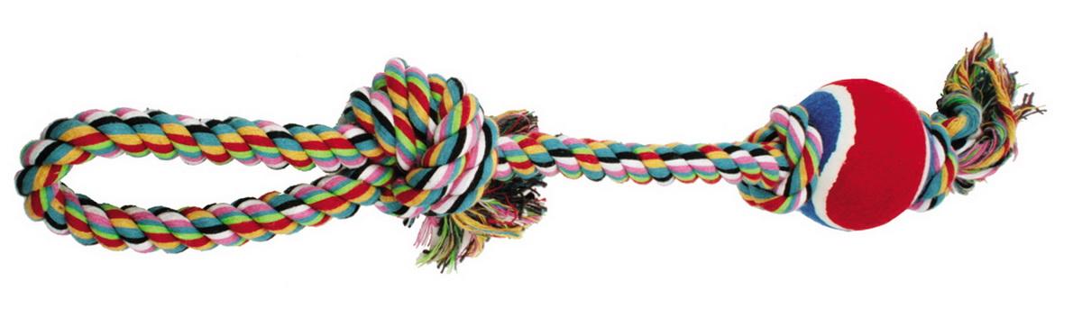 """Игрушка для собак Dezzie """"Веревка №2"""", длина 50 см"""