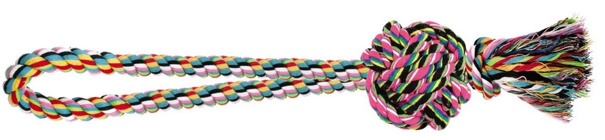 Игрушка для собак Dezzie Веревка №4, длина 36 см когтерез ножницы dezzie для собак длина 10 4 см