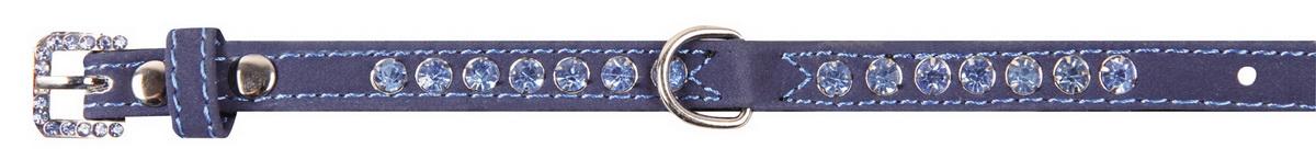Фото - Ошейник для собак Dezzie, цвет: синий, обхват шеи 18-23 см, ширина 1 см. Размер XS. 5624104 ошейник для собак dezzie цвет синий обхват шеи 23 28 см ширина 1 см 5624417