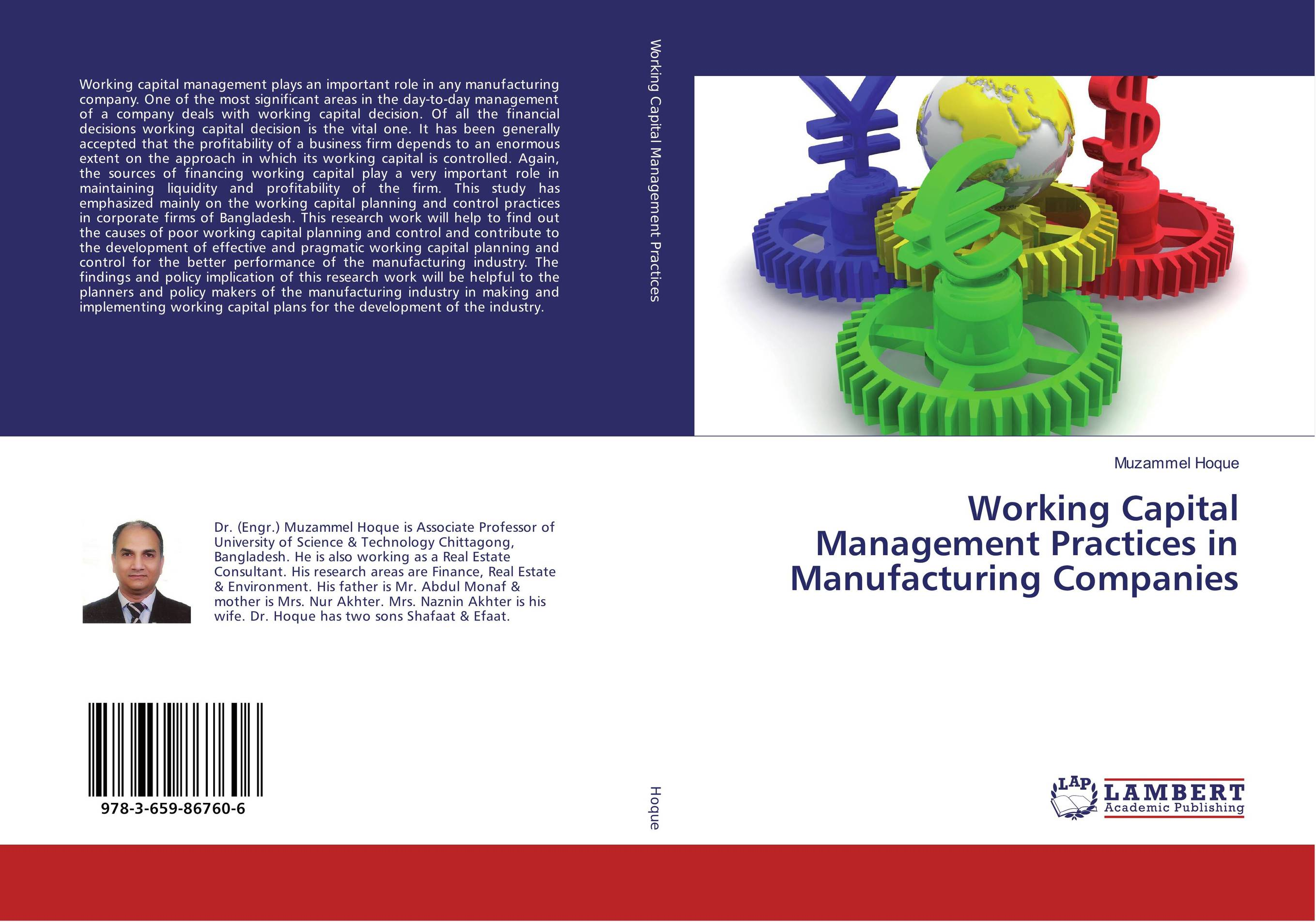 Working Capital Management Practices in Manufacturing Companies цена