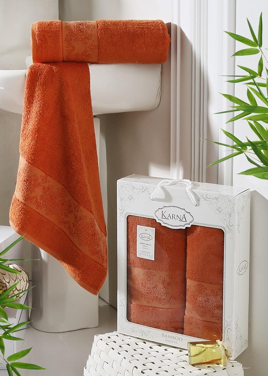 цена Набор полотенец Karna