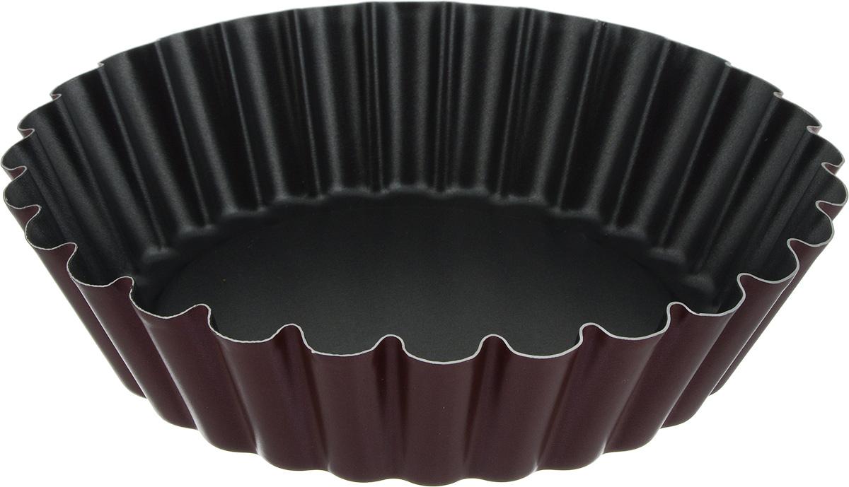 Тортница Scovo Забава, круглая, с антипригарным покрытием. Диаметр 24 см противень scovo забава 30 11 8 5 см