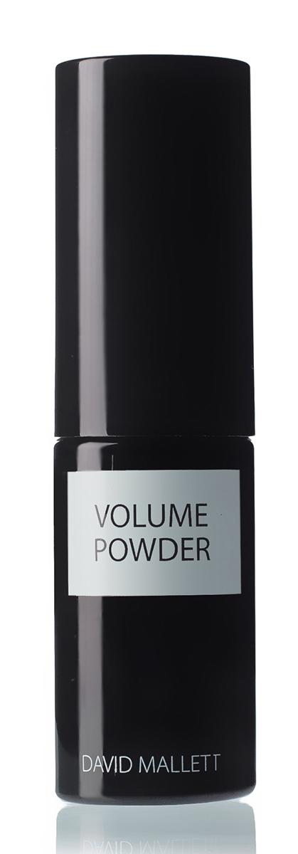 David Mallett Пудра для придания объема волосам 7,5 грR5202Пудра с максимально облегченной формулой, благодаря которой не утяжеляя волосы, делает их пышными, сильными, мягкими, легко поддающимися укладке. Она имеет тонкий аромат зеленого чая и не содержит аллергенов. Способ применения данного продукта также необычен: легкая воздушная пудра наносится как жидкое средство. Флакон карманного размера с помпой позволяет легко распылить пудру на волосы и создать желаемый объем.