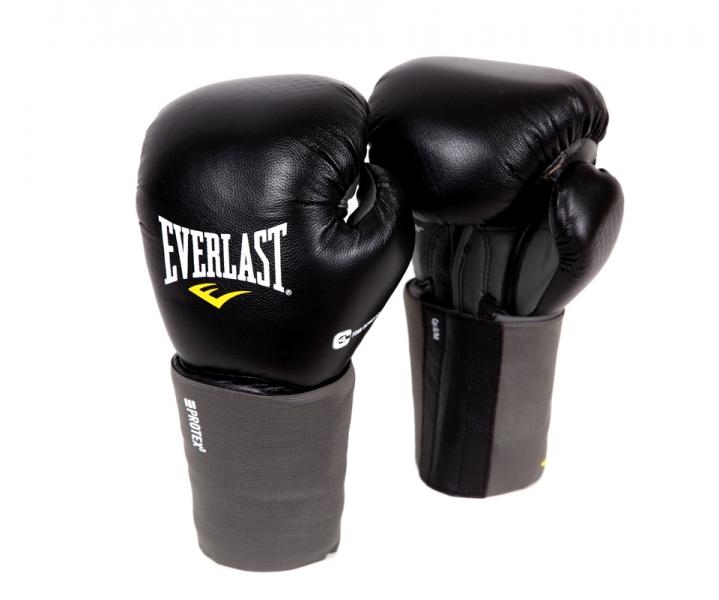 Перчатки для единоборств Everlast Protex3, вес 16 унций. Размер L/XL цена