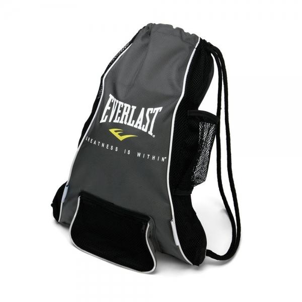 Мешок для боксерских перчаток Everlast Glove, цвет: черный