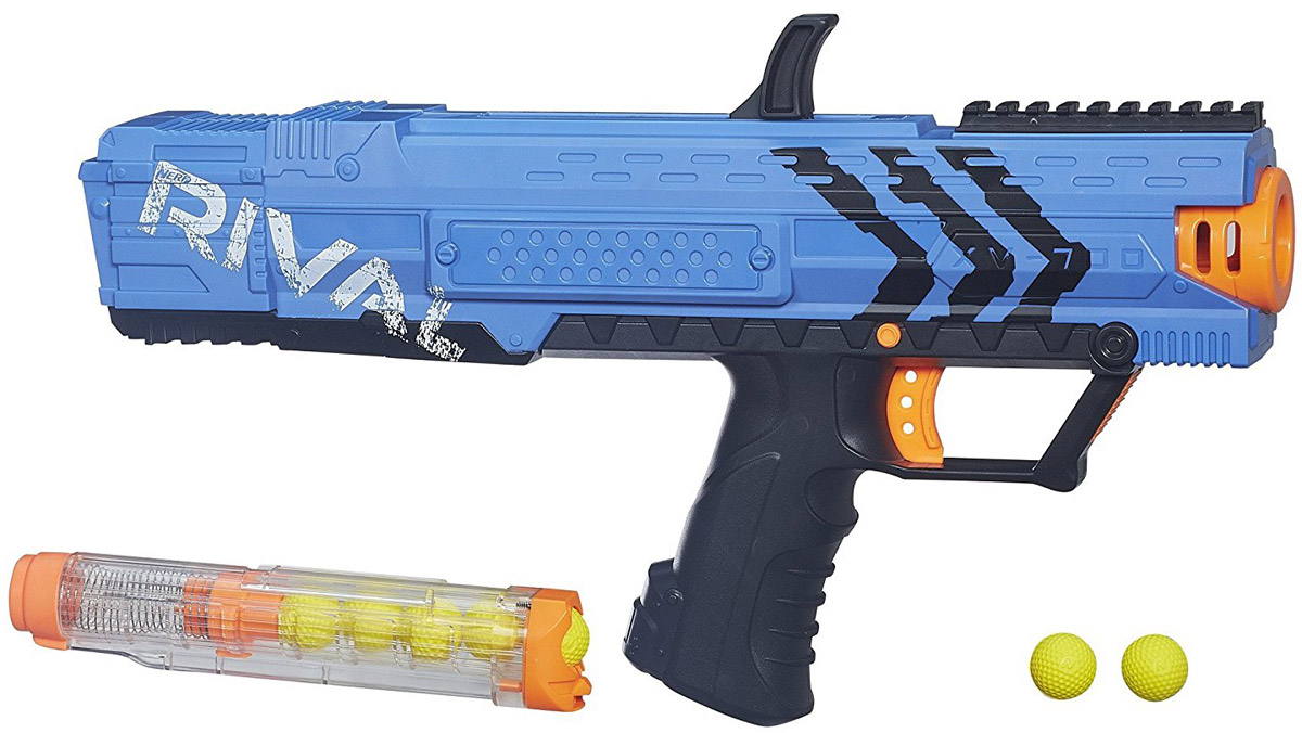 Nerf Бластер Apollo XV-700 цвет синий