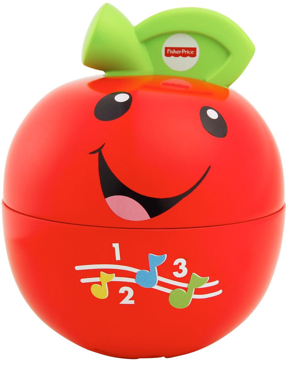 Fisher-Price Развивающая игрушка Обучающее яблочко