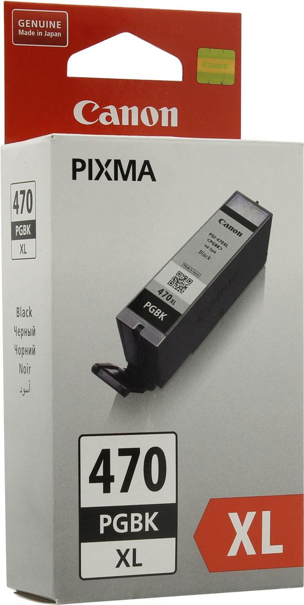 Фото - Canon PGI-470XL, Black картридж для PIXMA MG5740/MG6840/MG7740 meike fc 100 for nikon canon fc 100 macro ring flash light nikon d7100 d7000 d5200 d5100 d5000 d3200 d310