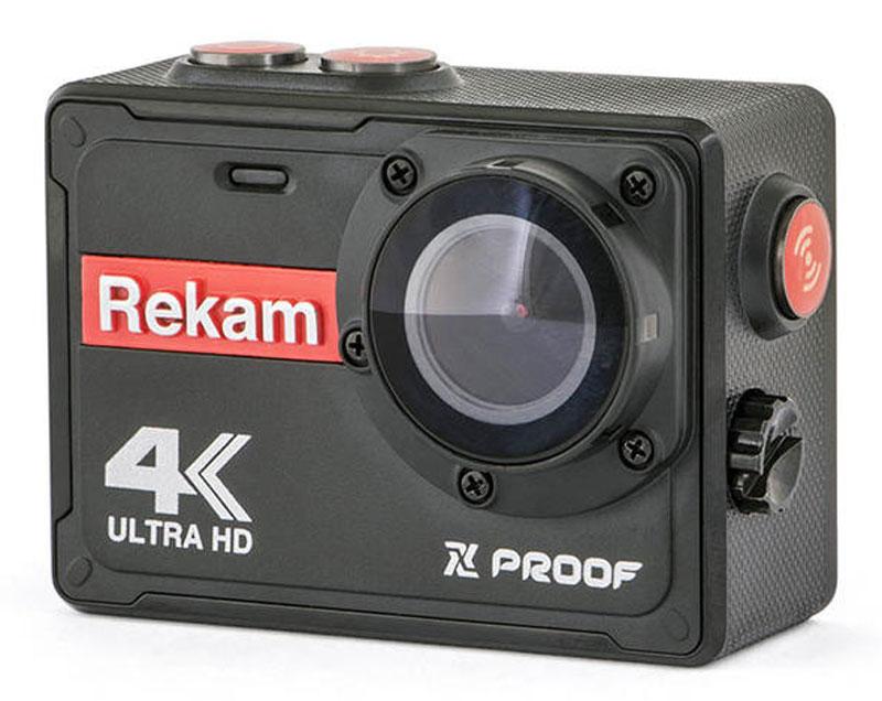 Rekam XPROOF EX640, Black экшн-камера цена и фото