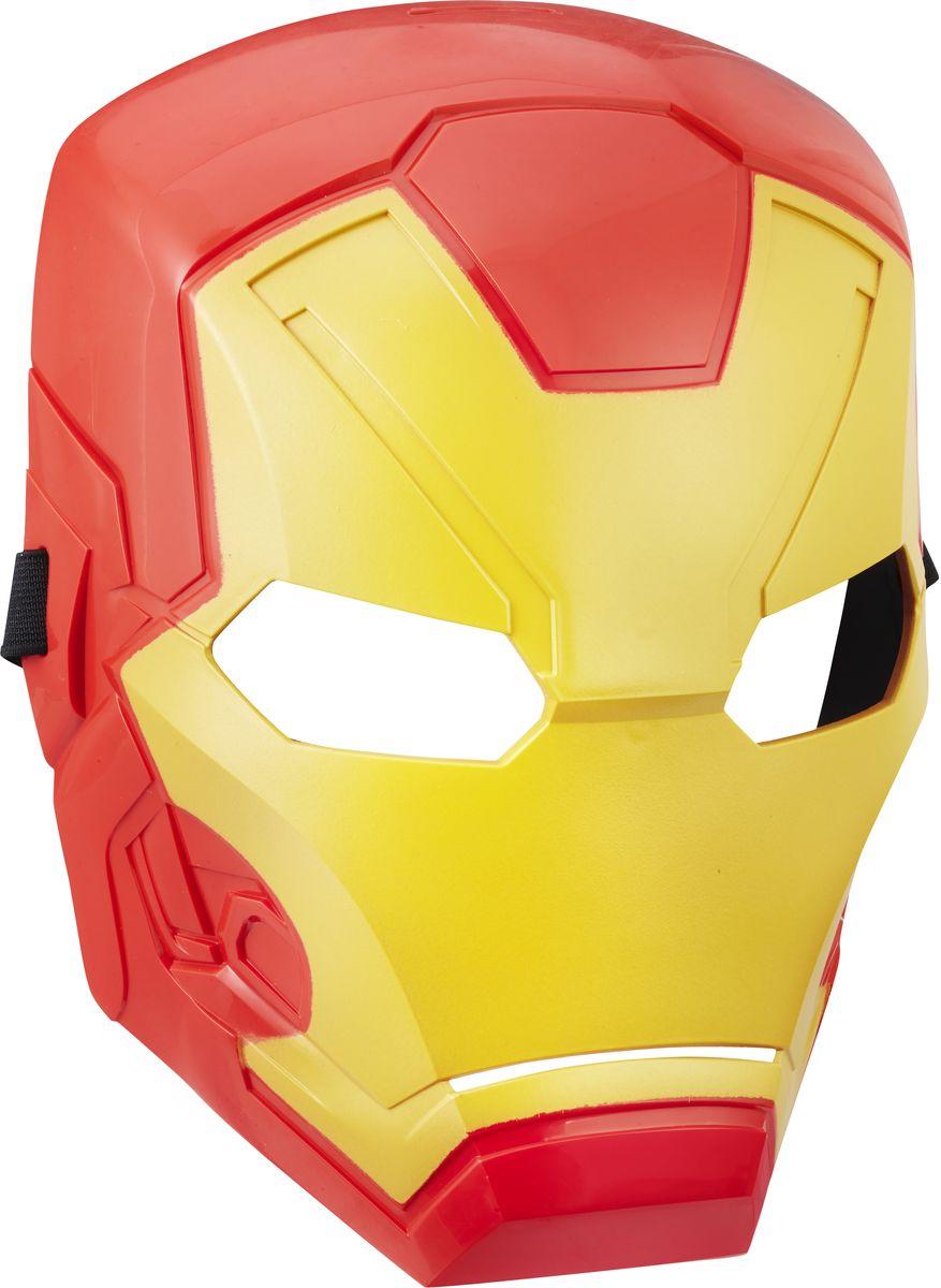 Avengers Маска Мстителя Железный человекB9945_C0481Выпустите ярость наружу и превратитесь в Железного человека!Маска имеет прорези для глаз и держится на голове при помощи эластичного регулируемого ремешка. Изготовлена из прочного пластика, изнутри оснащена защитной прорезиненной накладкой, делающей ношение комфортным и безопасным. Лицевая часть маски не открывается.Эта замечательная маска поможет малышу полностью вжиться в образ любимого супергероя.