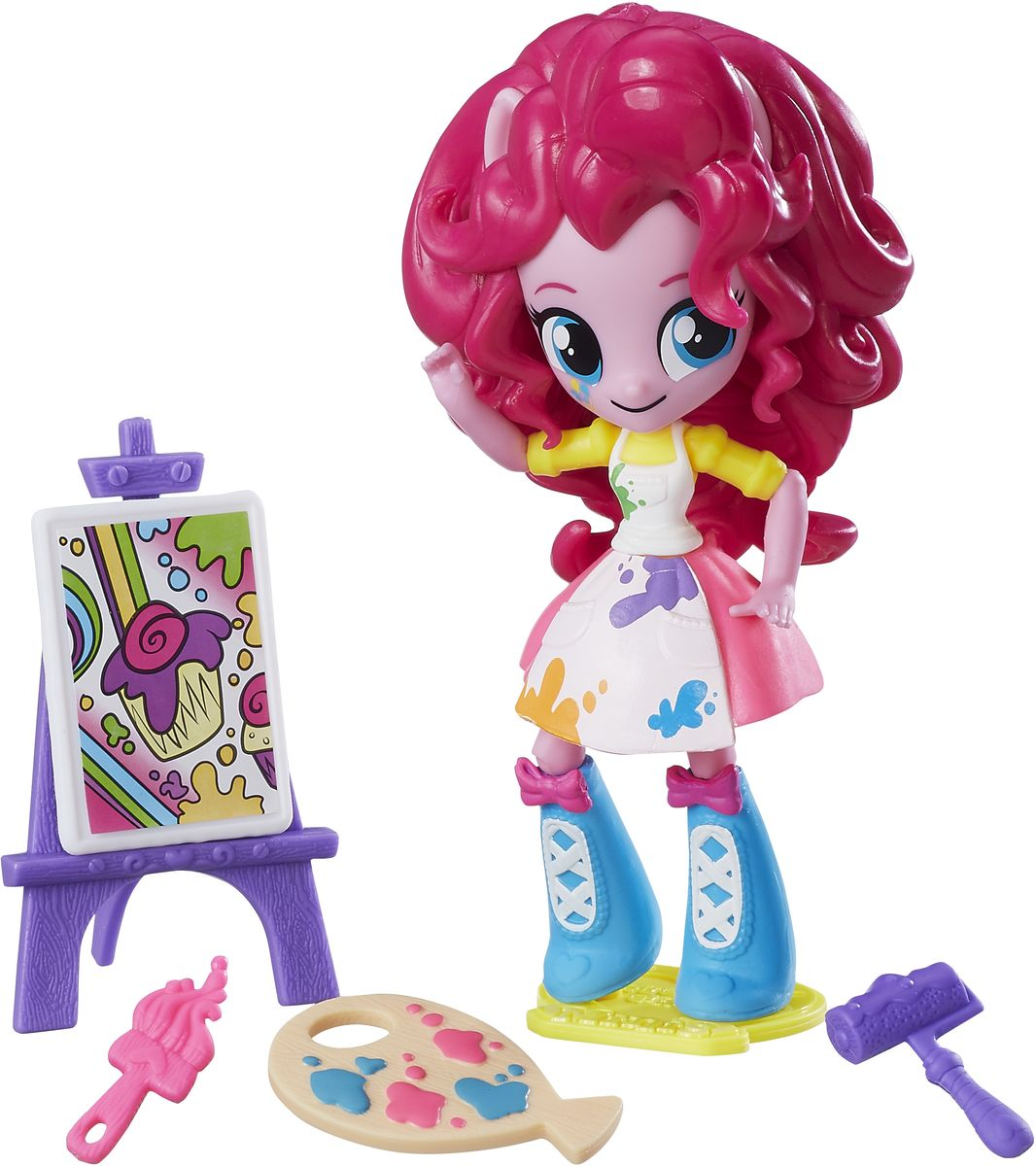 My Little Pony Equestria Girls Мини-кукла Pinkie Pie цена и фото