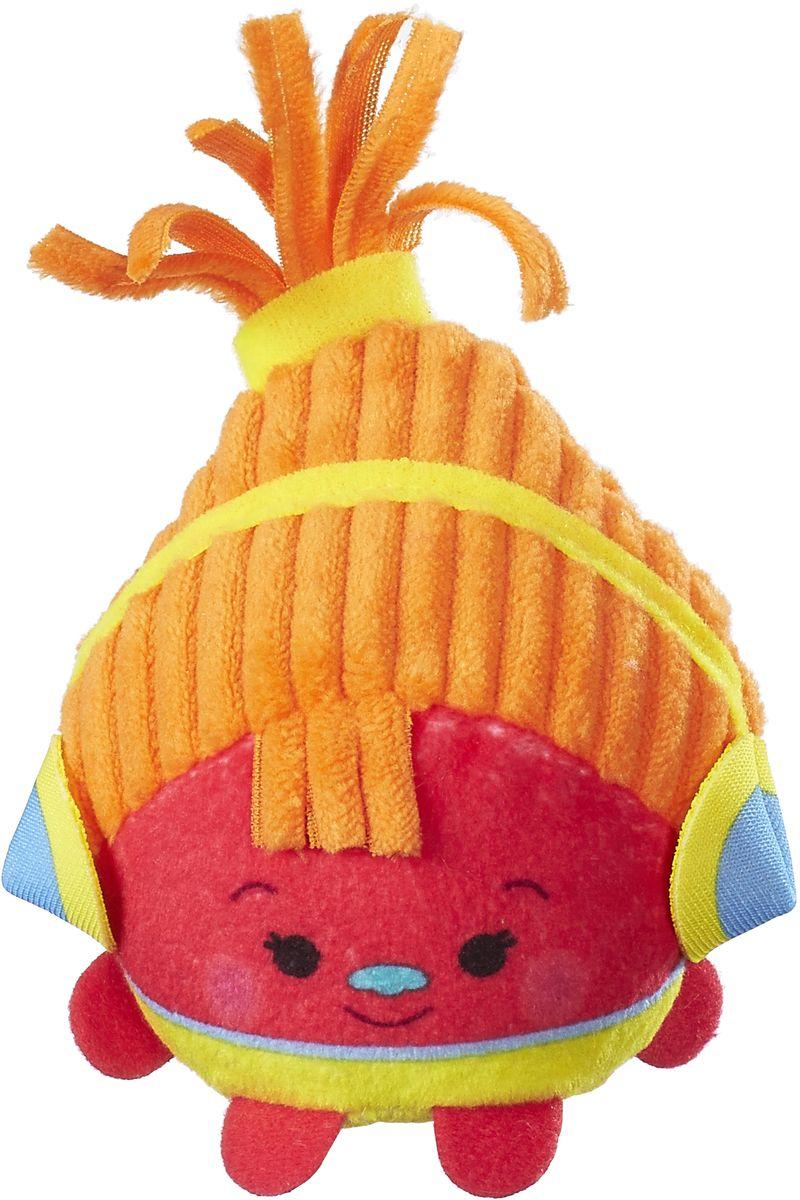 Trolls Мягкая игрушка DJ Звуки 8 см какие игрушки интересны для малыша 8 месяцев фото