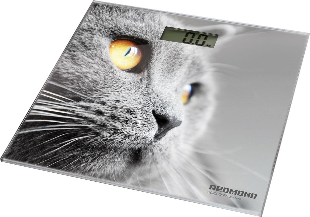 купить Напольные весы Redmond RS-735 Кошка по цене 856 рублей
