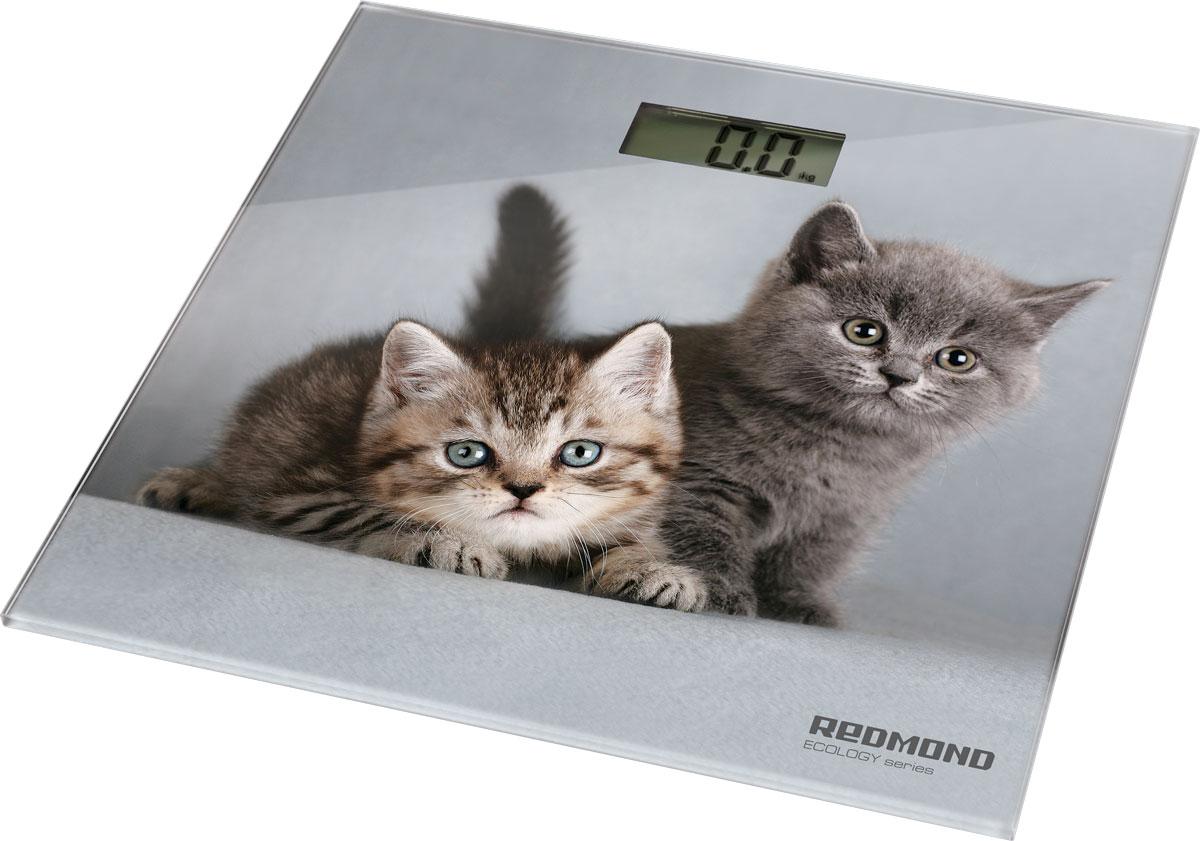 купить Redmond RS-735 Котята напольные весы по цене 1040 рублей