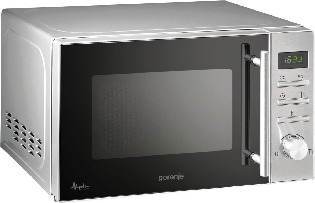 Gorenje MMO20DEII, Silver микроволновая печь бойлер на 150 литров gorenje tgrk150rngb6