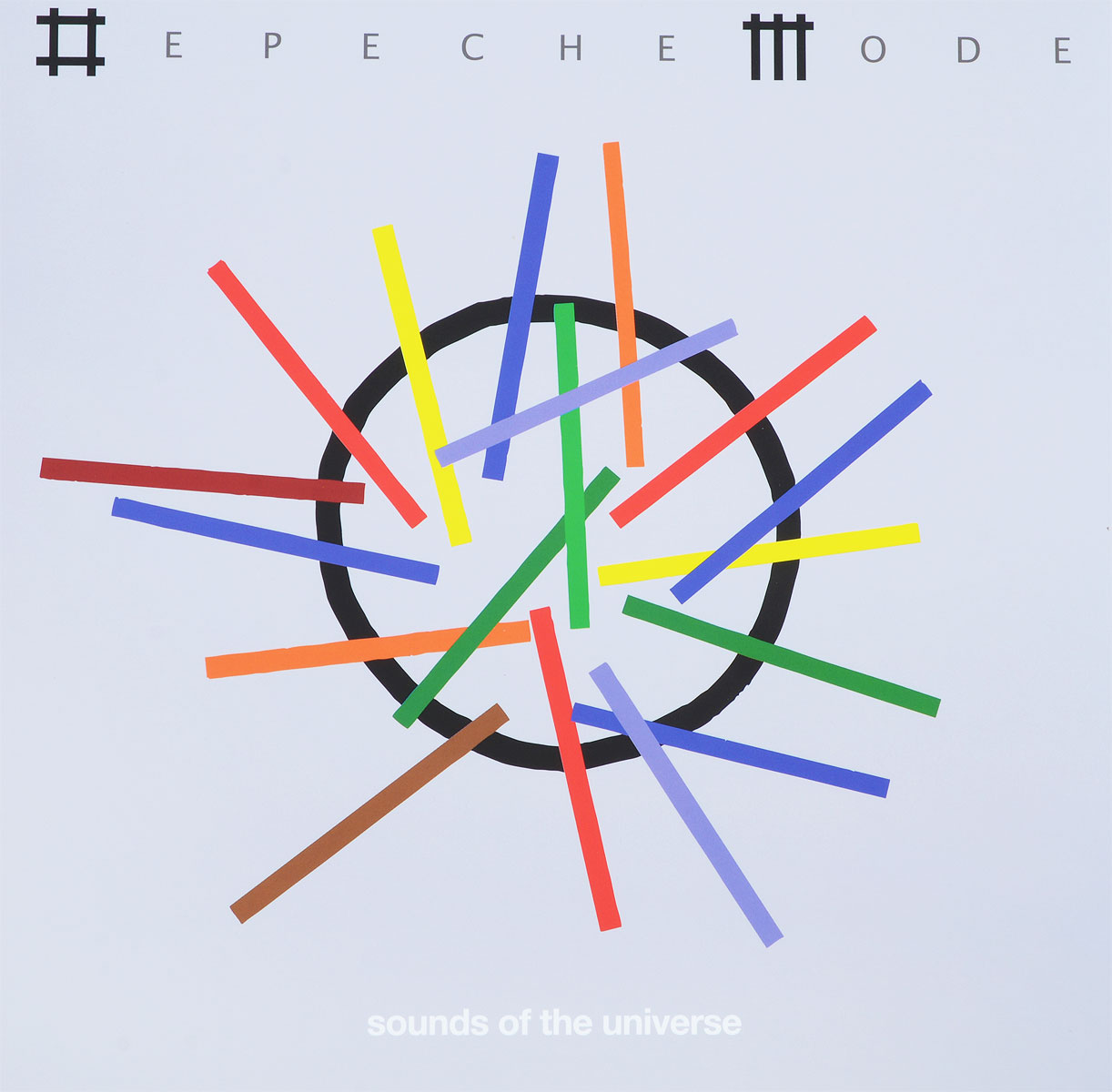 Depeche Mode Depeche Mode. Sounds Of The Universe (2 LP) depeche mode tour of the universe barcelona 20 21 11 09 2 blu ray