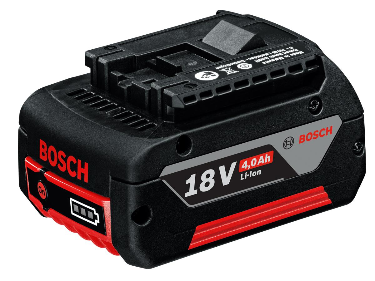 Аккумулятор Bosch для синего инструмента 18 В 4 А/ч. 1600Z00038 аккумулятор