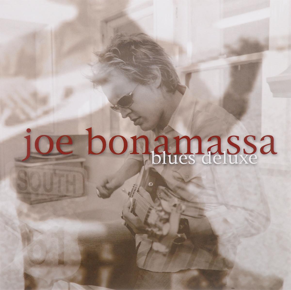 Джо Бонамасса Joe Bonamassa. Blues Deluxe (LP)
