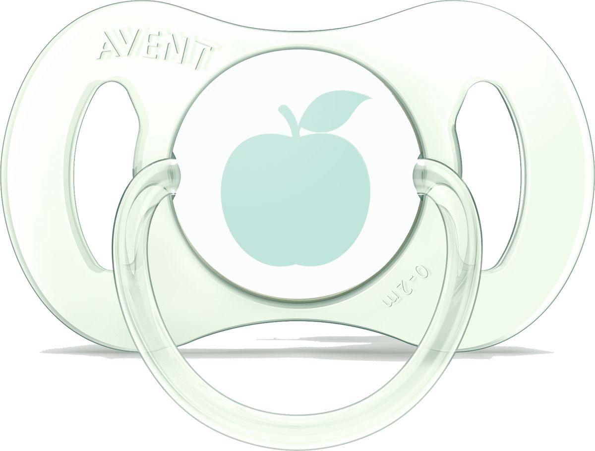 Philips Avent Мини-пустышка серия Mini SCF151/00 для самых маленьких, 1 шт., 0-2 мес. набор посуды для малыша avent 65680 scf716 00