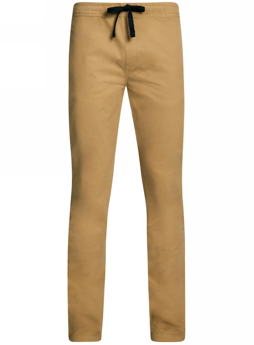 Брюки oodji Lab брюки мужские oodji lab цвет серо синий 2l150128m 44310n 7975o размер 36 44 182