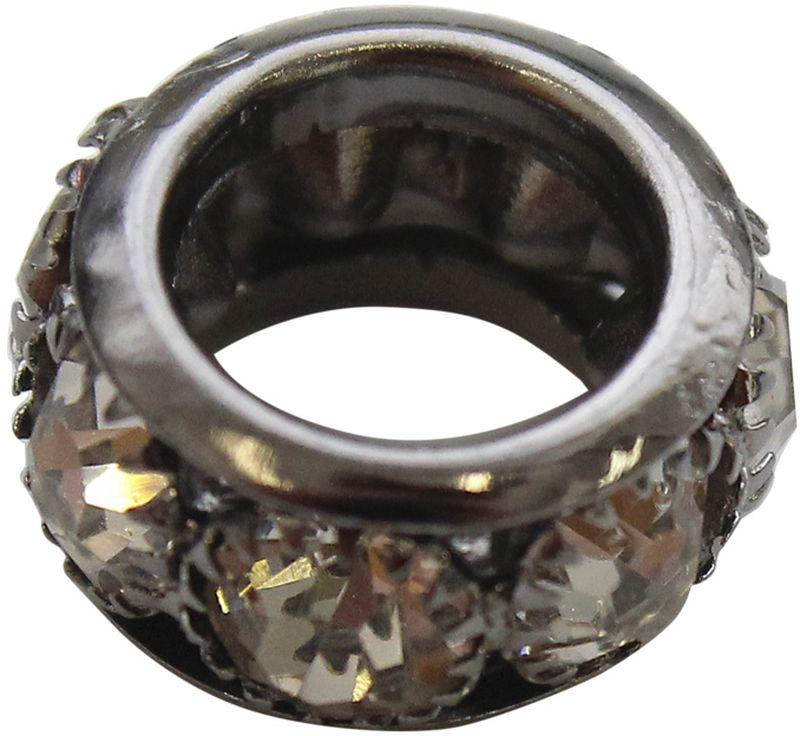 Бусины со стразами, 7 страз, цвет: черный никель, 5 шт7718181_черный никельМеталлические бусины, декорированные стразами, позволят вам своими руками создать оригинальные ожерелья, бусы или браслеты. Каждая бусина декорирована 7 стразами. Изготовление украшений - занимательное хобби и реализация творческих способностей рукодельницы, это возможность создания неповторимого индивидуального подарка.