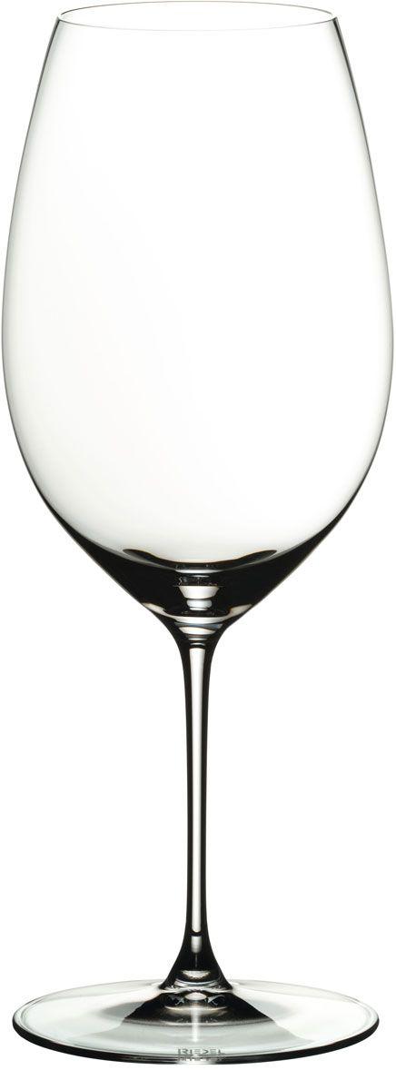 Набор фужеров для красного вина Riedel Veritas. New World Syrah. Shiraz, цвет: прозрачный, 650 мл, 2 шт riedel набор бокалов для красного вина syrah 650 мл 2 шт 6416 30 riedel
