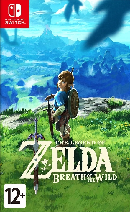 The Legend of Zelda: Breath of the Wild (Switch) фигурка amiibo the legend of zelda зельда the wind waker