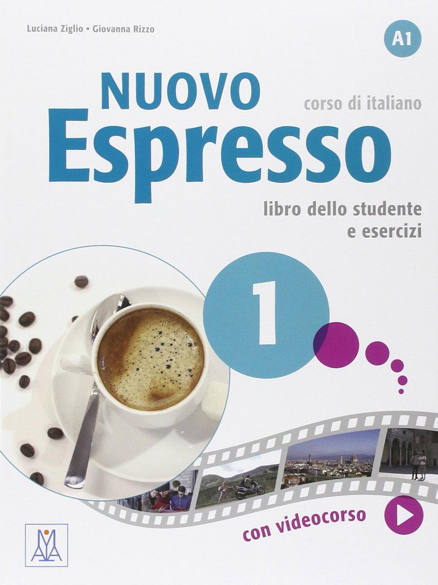 Nuovo espresso 1: Libro dello studente e esercizi: Corso di italiano (+ DVD-ROM) ziglio luciana doliana albina nuovo espresso 2 esercizi supplementari