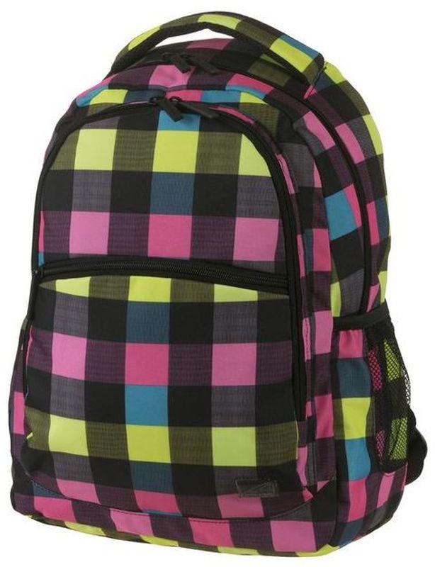 Рюкзак Walker walker рюкзак школьный base classic neon checks