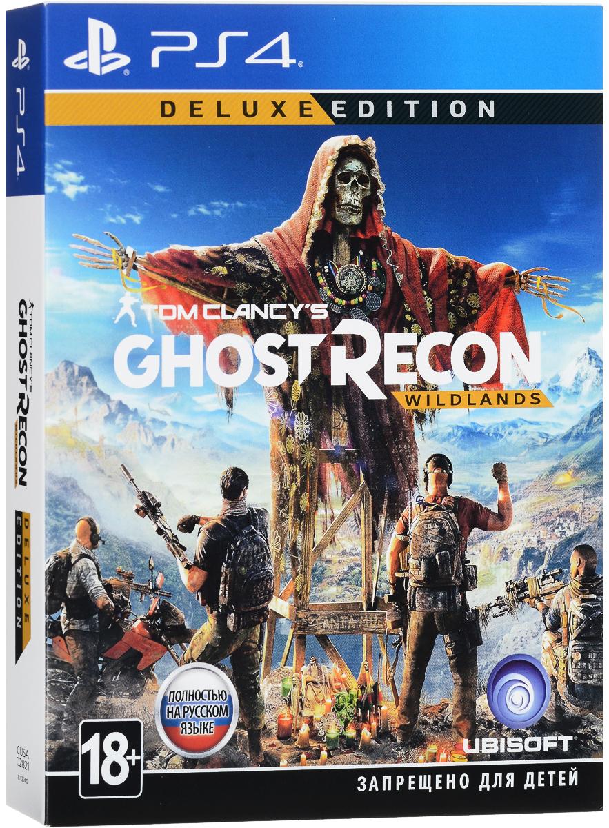 Tom Clancy's Ghost Recon Wildlands  Deluxe Edition (PS4