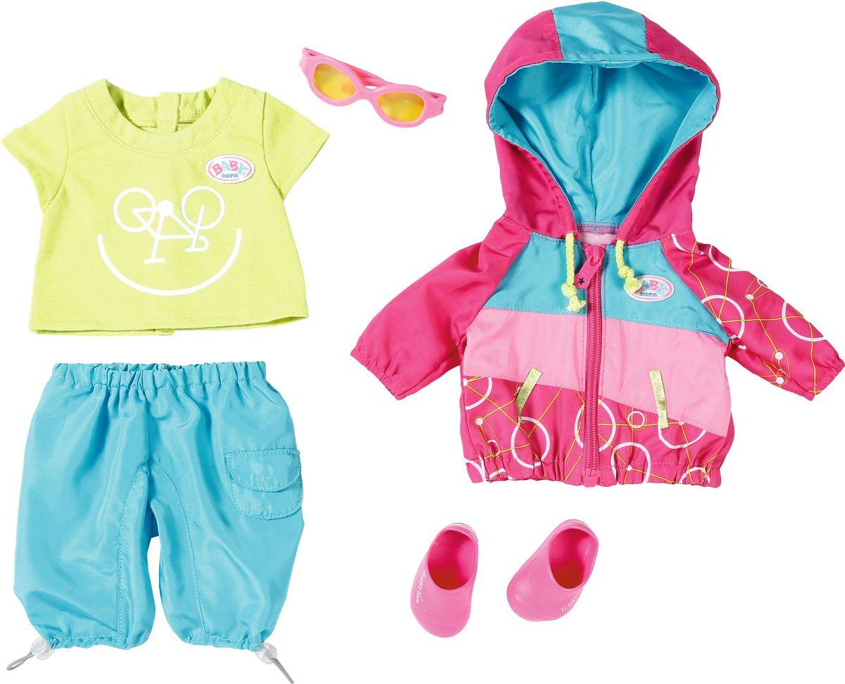 Baby Born Одежда для кукол Велопрогулка baby born пустышка для кукол