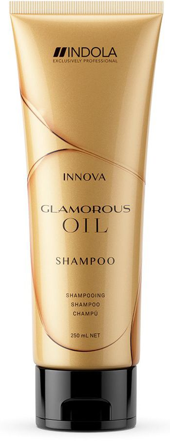 Indola Шампунь Чарующее сияние Glamorous Oil Shampoo 250 мл indola чарующее сияние маска восстанавливающая смываемая 200 мл