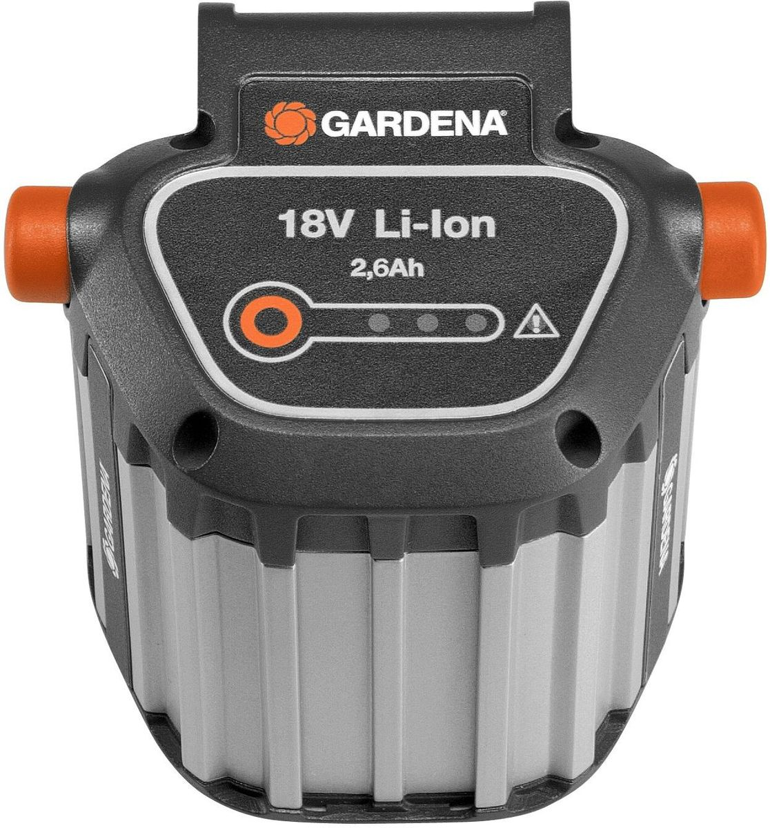 Аккумулятор Gardena BLi-18, литий-ионный аккумулятор gardena bli 40 160 литий ионный