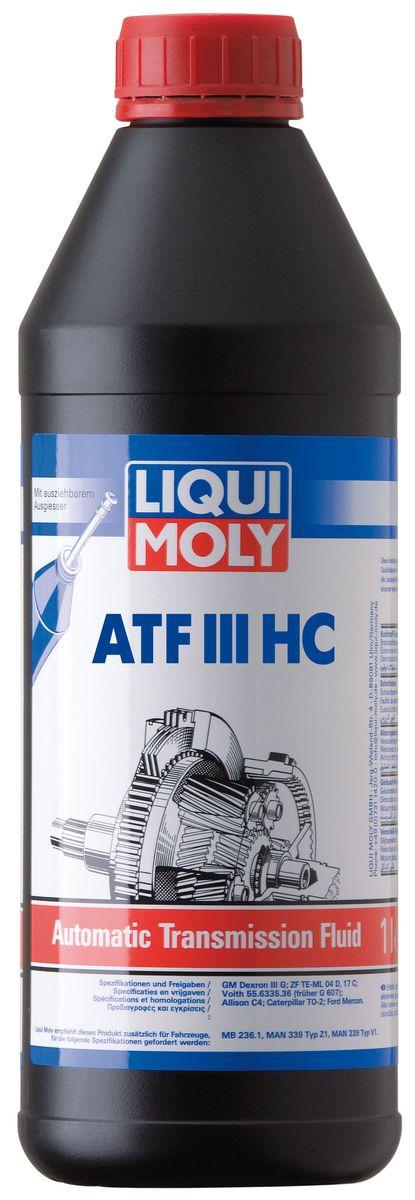 Моторное масло Liqui Moly 1 л 3946 масло трансмиссионное teboil fluid s синтетическое atf sp ii sp iii 1 л