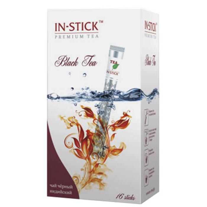 In-Stick чай индийский черный в стиках, 16 шт