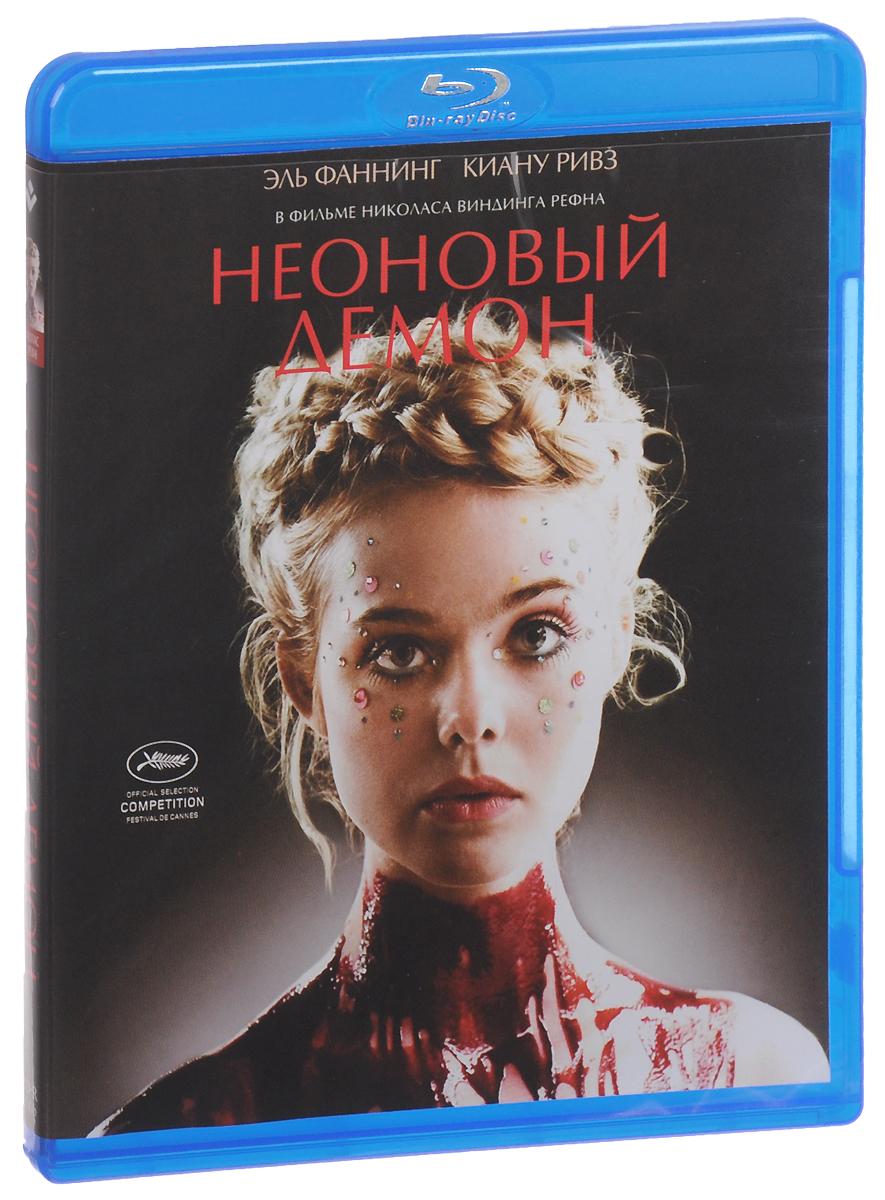 Неоновый демон (Blu-ray)