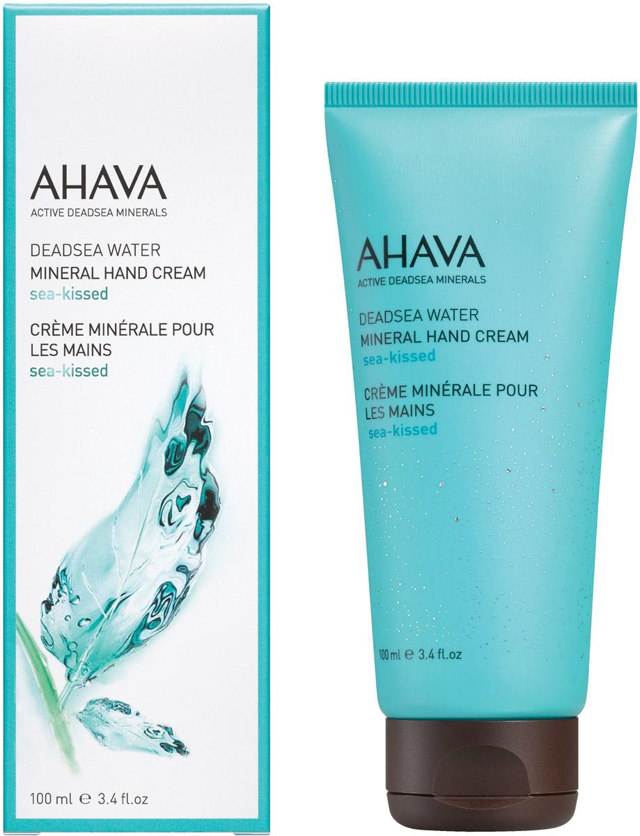 Ahava Deadsea Water М Минеральный крем для рук sea kissed 100 мл ahava набор deadsea water крем для рук минеральный 100 мл крем для ног минеральный 100 мл