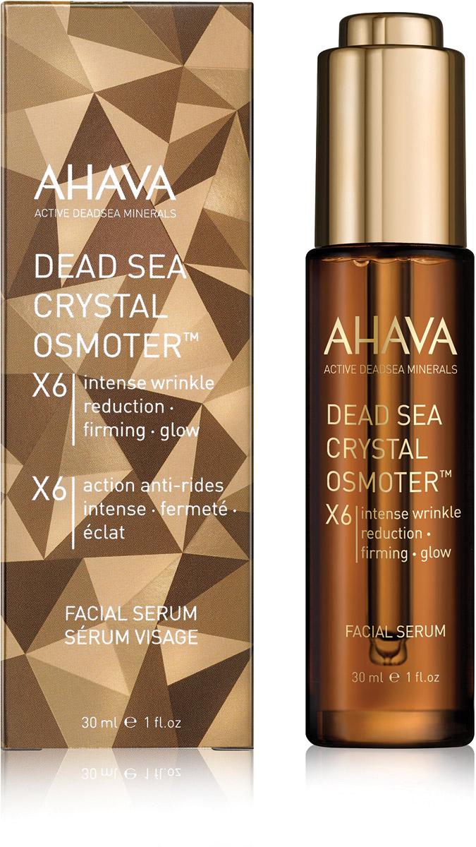 Ahava Dsoc Концентрат минералов мертвого моря crystal osmoter 6x. сыворотка для лица 30 мл