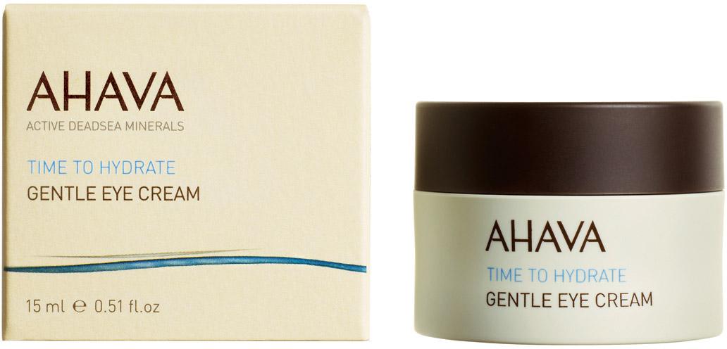 Ahava Time To Hydrate Нежный крем для глаз 15 мл крем ahava крем легкий для кожи вокруг глаз